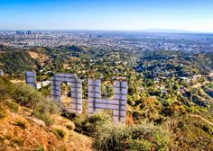 Hollywood Sign!