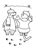 Pejsek a kočička ve sněhu Snoopy, Fictional Characters, Carnavals, Fantasy Characters