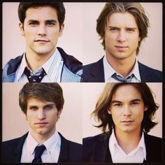 Love Toby and Caleb.. not so much Nole or Jason.