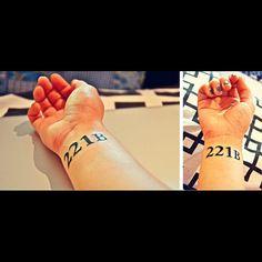 Sherlock tattoo - back of neck in a few weeks :) Back Tattoo, I Tattoo, Cool Tattoos, Awesome Tattoos, Sherlock Holmes Tattoo, Famous Detectives, Henna Designs, Body Art, Geek Stuff