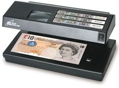 Royal Sovereign RCD-2000 4 Way Counterfeit Detector UV light for security 1.0 kg