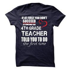 (Tshirt Cool TShirt) 4th Grade Teacher Coupon 10% Hoodies, Funny Tee Shirts