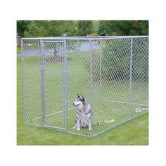 Kennel Club 308595 Outdoor Dog Large Kennel Kit