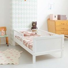 Peuterbed 70x150 Wit.Peuterbed 70x150 Boy S Room Pinterest Room Toddler Bed And