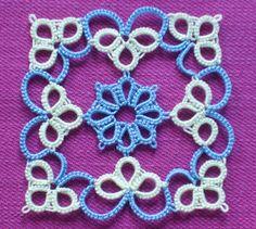Beautiful tatted motif