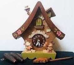 Image result for disney cuckoo clocks