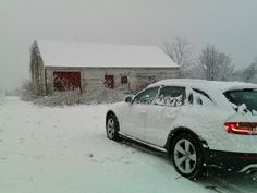 Allroad in the snow 2