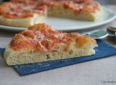 Pie, Bread, Cheese, Cooking, Breakfast, Desserts, Recipes, Food, Pane Pizza