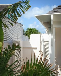 Beach Cottage in the Bahamas - outdoor shower Beach Cottage Style, Coastal Style, Coastal Living, Surf Decor, Tropical Patio, Tropical Style, Small Beach Houses, New Interior Design, Beach Shack