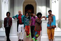 That's what I call funk -- Swarathma