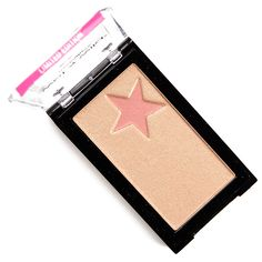 Wet 'n' Wild Holly Gold-head MegaGlo Highlighting Gold Bar Review & Swatches