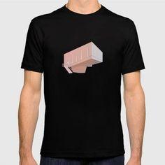(Unisex Hudson Beare T-Shirt) #Architecture #Edinburgh1960ArchitectRGardnerMedwinEngineerBlythBlyth #GraphicDesign #HudsonBeareLectureTheatreMayfieldRoad #Illustration #PopArt is available on Funny T-shirts Clothing Store http://ift.tt/2dXRu1N