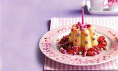 Geburtstags-Pudding Rezept | Dr. Oetker