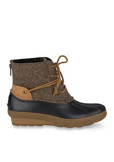 Saltwater Tide Wool Boot