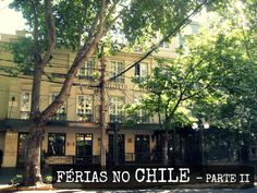 Férias no Chile Parte II - Hotel Orly | New in Makeup
