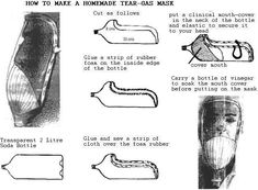 DIY Gas Mask : 7 Steps (with Pictures) - Instructables