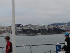 View from Alcatraz