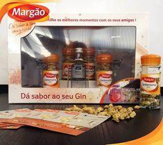 Amostras e Passatempos: Passatempo Gin by Margão