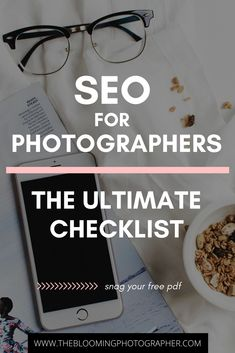 Easy tip for photographers with SEO Tips To Boost Your Organic Traffic and be found by Google. Steal the best SEO tricks and tips used by me in my content marketing as a photographer. Click through to download your free pdf and see how you can boost your search engine rankings. #seotips #photographytips #photography #photographybusiness