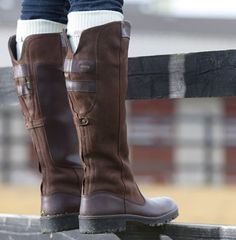Dubarry Clare boots. Gorgeous and redonkulously expensive.