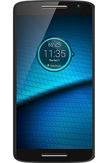 "Stay powered for up to 48 hours.* That's the ""Maxx"" behind Droid Maxx 2 by Motorola. One charge offers lasting power, and only a 15-minute recharge gives you up to 8 hours of life. Take great pictures"