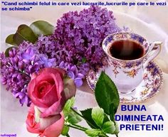 Coffee Love, Hot Chocolate, Good Morning, Tea Cups, Vegetables, Tableware, Morning Quotes, Blessed, Unique