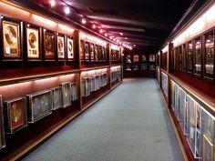 Hall of Awards at Graceland - Memphis, TN