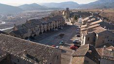 Diez pueblos medievales de España para pasear con calma: Ainsa (Huesca)