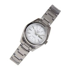 Buying The Right Type Of Mens Watches - Best Fashion Tips Seiko Automatic Watches, Seiko 5 Sports Automatic, Seiko Watches, Seiko Presage, Michael Kors Watch, Bracelet Watch, Silver, Stuff To Buy, Accessories