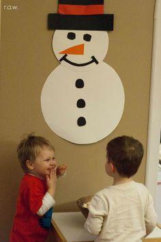 Great snowman kid activities!