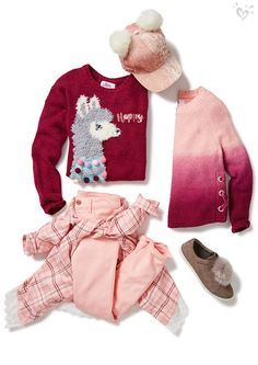 Soft-as-cotton-candy sweaters are a style treat for any outfit.