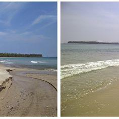 Fenomena Pantai Pasir Anjing - Wisata PULAU TALIABU (Provinsi Maluku Utara)