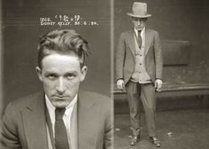 Australian criminal from the early 1900s