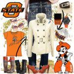 Oklahoma State Fanatic ~ Created by: Kay Ewbank Hargrove