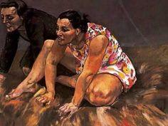 History of Art: Paula Rego, Scavengers Paula Rego Art, Figure Painting, Painting & Drawing, Mario Cesariny, Nadir Afonso, Symbolic Art, Portraits, Sculpture, American Artists
