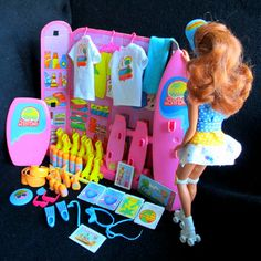 1980's Barbie Collection California Dreamin by HollyeGolightly