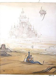 Final Fantasy I | Yoshitaka Amano