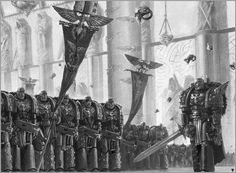 - Diasporex Persecution, Battle of the Corollis Star - During the latter part of the Great Crusade, the Iron Hands Legion's 52nd Expeditionary Fleet encountered a nomadic, fleet-based civilisation...