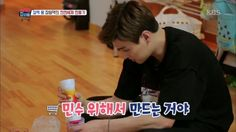 UKISS's Eli Makes His Own Detergent From Natural Ingredients For His Family | Soompi