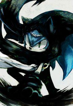 Sonic the dark