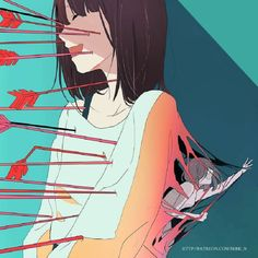 96 dark illustrations on the traverses of our society - # .- 96 dunkle Illustrationen auf den Travern unserer Gesellschaft – 96 dark illustrations on the traverses of our … - Art Triste, Anime Triste, Dark Art Illustrations, Illustration Art, Sun Projects, Sad Drawings, Vent Art, Arte Obscura, Dark Pictures