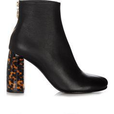 block-heel ankle boots - Nero Stella McCartney Baja Tarifa De Envío Barata En Línea S33D0j
