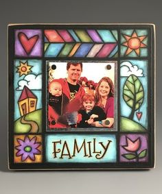 Loving this 'Family' Square Frame on Christmas Stocking Stuffers, Christmas Stockings, Childrens Gifts, Christmas Gifts For Kids, Folk Art, Invitations, Paper, Birthday, Frame