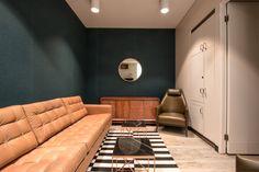 Logan Chair and Manhattan Sofa by Arthur G | QPAC by Alexa Nice Interior Design | Melbourne | Sydney | Perth http://www.arthurg.com.au/project