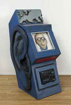 Stravinsky Juke Box | Larry Rivers, Stravinsky Juke Box (1966)