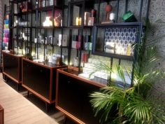 "Diptyque in the heart of the culturally and architecturally rich ""Ville Rose"" Toulouse, designed by Cent Degres and offering a myriad of senses and aromatic products. https://www.facebook.com/DesignRecordsNews"
