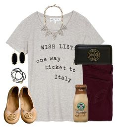 """""""▿▴because she competes with no one, no one can compete with her ▿▴"""" by kaley-ii ❤ liked on Polyvore featuring Hollister Co., Wildfox, Tory Burch, Lulu Frost, Feather & Stone and Kendra Scott"""