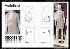 ModelistA: A3 NUMo 0211 DRESS