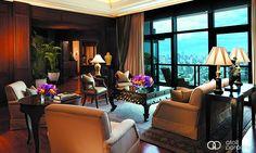 The Peninsula Suite - The Peninsula Hotel, Bangkok, Thailand