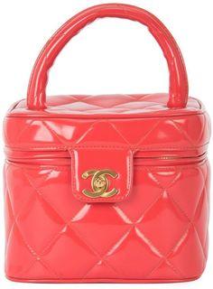 Chanel Vintage Handtasche mit Steppung